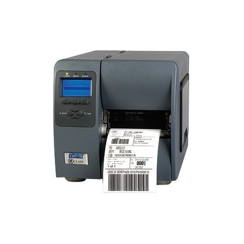 Image of Etichettatrice da Tavolo Modello M-4206 Cavo Schermo LCD 152.40 mm / s Nera