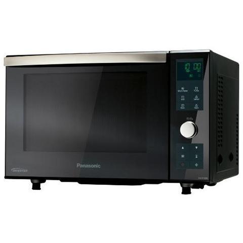NN-DF383B Forno a Microonde Combinato con Grill Capacità 23 Litri Potenza 1000 Watt Colore Nero