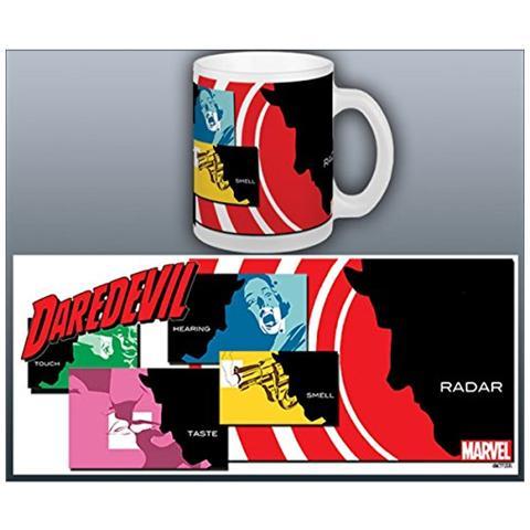 Tazza Marvel Comics Mug Daredevil 4 Senses