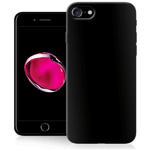 FONEX Cover in TPU per iPhone 7/8 Colore Nero