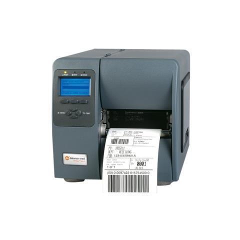 Image of Etichettatrice da Tavolo Modello M-4210 Cavo Formato 118 mm Schermo LCD 152 mm / sec Nera