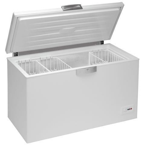 Congelatore Orizzontale HSA29530 Classe A++ Capacità Lorda / Netta 288/284 Litri Colore Bianco