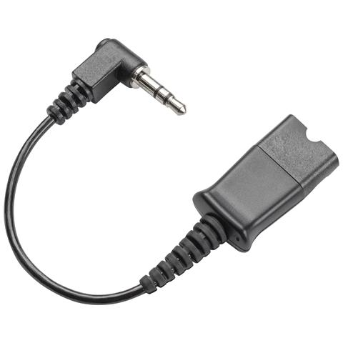 PLANTRONICS Cable Assy 3.5mm Qd Spare