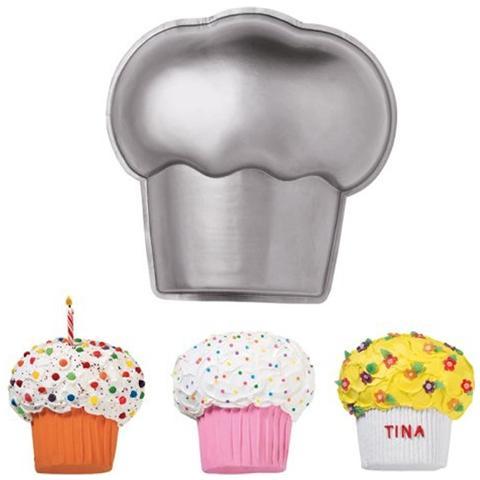 Stampo Alluminio Forma Cupcake