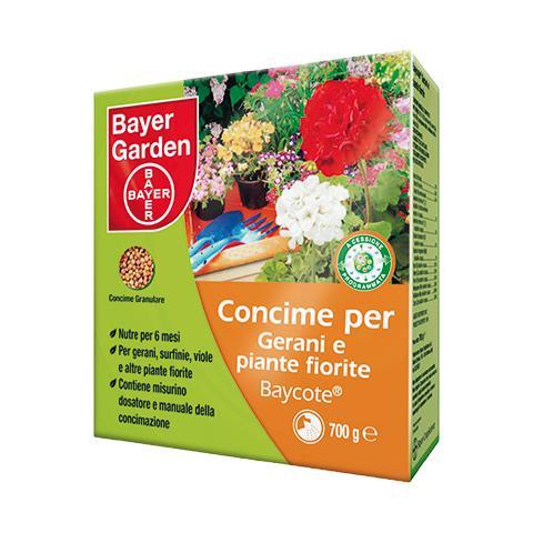 Image of Baycote Concime Gerani E Piante Fiorite
