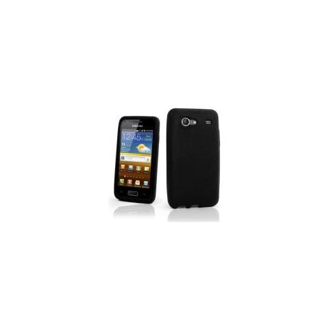 Samsung Custodia Samsung I9070 Galaxy S Advance Gel Tpu Black