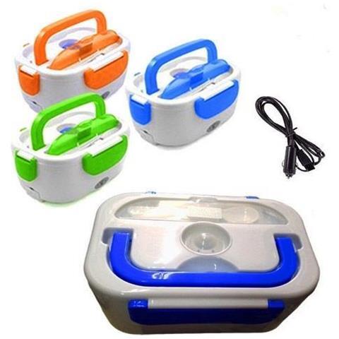 Scaldavivande Scalda Pranzo Elettrico Lunch Box Contenitore Porta Cibo Ufficio