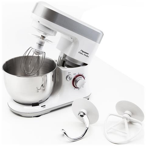 Image of Akm700 Robot Da Cucina Professionale Con Frullatore 700 W