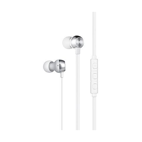 LG Stereo Earphones White Jack 3 5 Mm