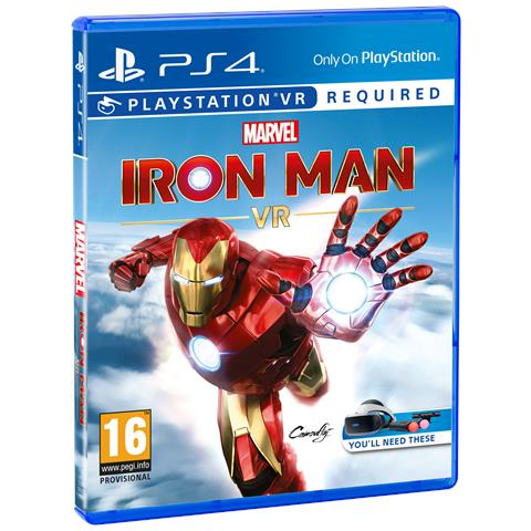 SONY PS4 - Marvel's Iron Man (Richiede PS VR)