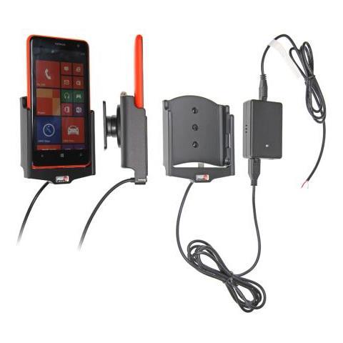 Brodit 513603 Auto Active holder Nero supporto per personal communication
