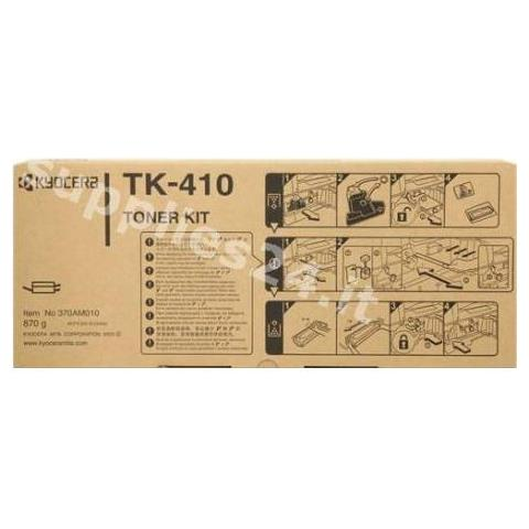 Toner TK-410 zwart
