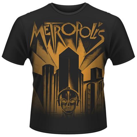 Plastic Head Metropolis (T-Shirt Unisex Tg. M)