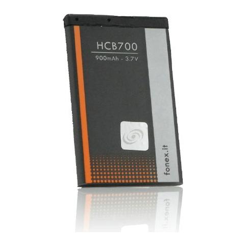 FONEX Batteria Li-Ion High Capacity 900 mAh per Nokia 5310
