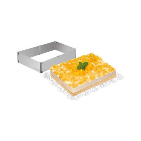 Tescoma Anello regolabile x torte rettangolari 28x2050x34 delicia
