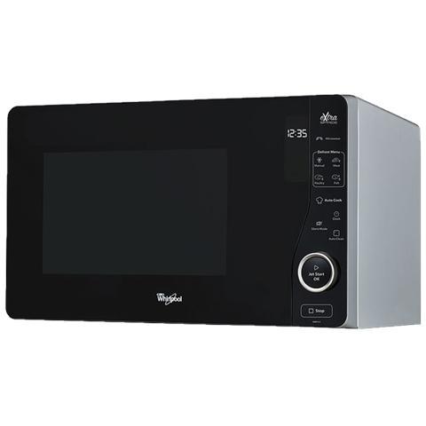 Image of MWF 421 SL Piano di lavoro Microonde combinato 25L 800W Nero, Argento forno a microonde