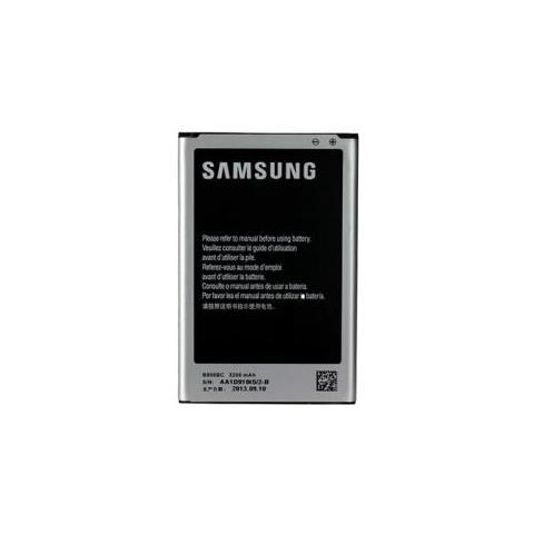 SAMSUNG Batteria Originale da 3200 mAh per Galaxy Note 3 - Bulk