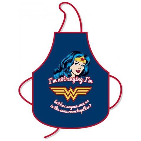 Grembiule Dc Comics: Wonder Woman - Apron (band) - Wonder Woman (humour)