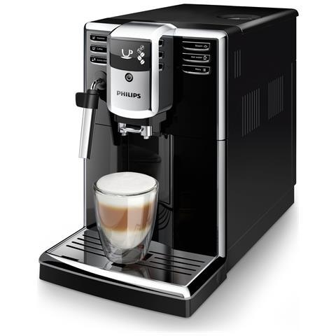 Macchina da Caffè Espresso Automatica Series 5000 Serbatoio 1.8 Lt. Colore Nero