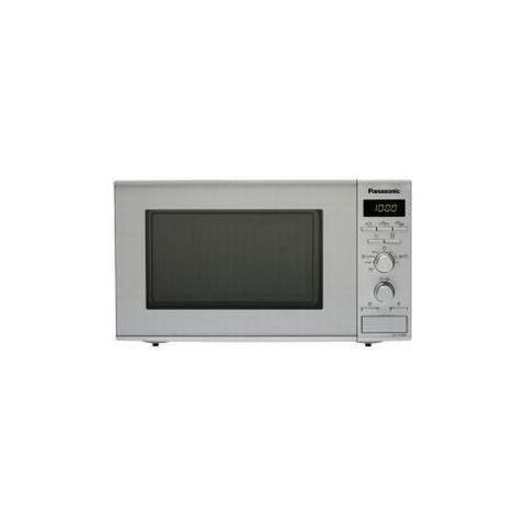 NNJ161MMEPG Forno a microonde Capacità 20 Litri Potenza 800 Watt Colore Silver