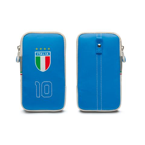 MUVIT Italy Flag Blue Zigly Case Xl