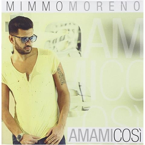 ZEUS RECORD Mimmo Moreno - Amami Cosi'