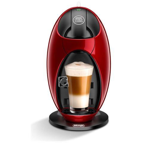 EDG250R Macchina da Caffè' a Capsule Capacità 0.8 Litri Colore Rosso