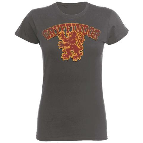 PHM Harry Potter - Gryffindor Sport (T-Shirt Donna Tg. XL)