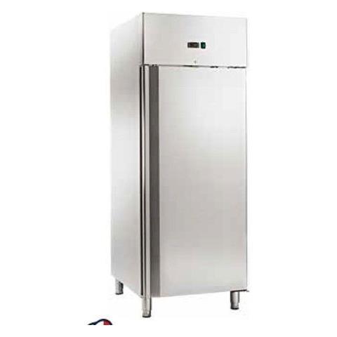 Armadio Refrigerato Congelatore Ventilato 60x80 Acciaio Inox -18 / -22°c