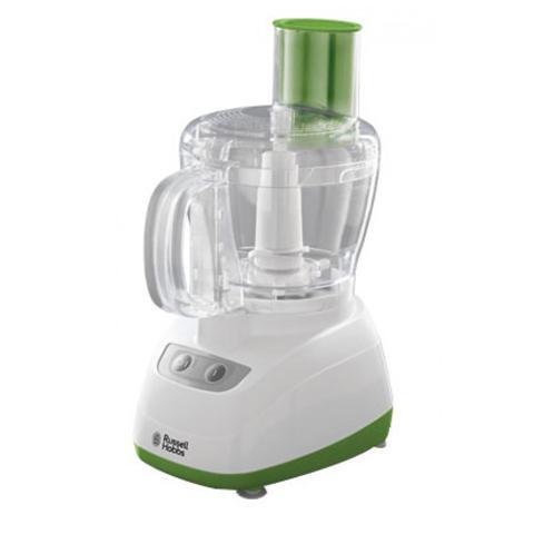 19460-56 Robot da Cucina Capacità 1.3 Litri Potenza 550 Watt Colore Bianco / Verde