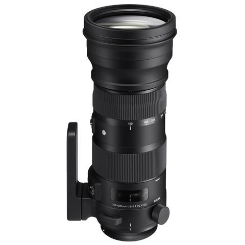 Obiettivo 150-600mm F / 5-6.3 DG OS HSM Sport Attacco Canon