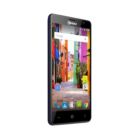 "NGM You Color P550 Blu 8 GB 4G / LTE Dual Sim Display 5.5"" HD Slot Micro SD Fotocamera 13 Mpx Android Italia"