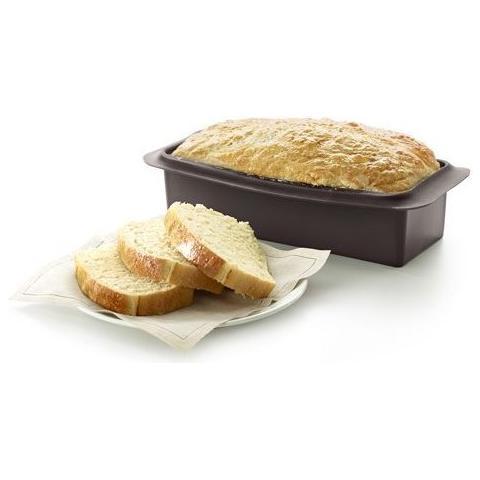 Stampo Per Preparare Pane Sandwich Lekuè In Silicone 28 Cm