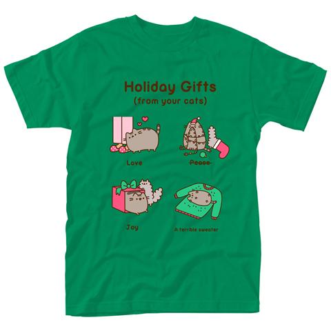 PHM Pusheen - Holiday Gifts (T-Shirt Unisex Tg. M)