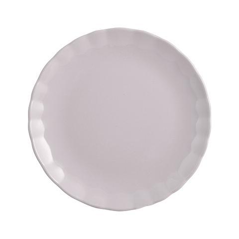 """H&H Set 6 Piatti Frutta Ceramica """"camelia"""" Lilla Tableware"""