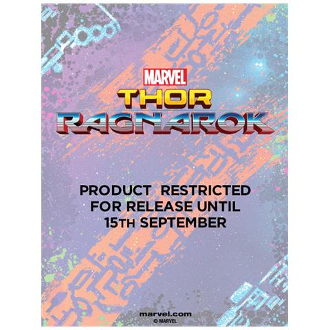 CID Thor Ragnarok - Rock (T-Shirt Unisex Tg. Xl)