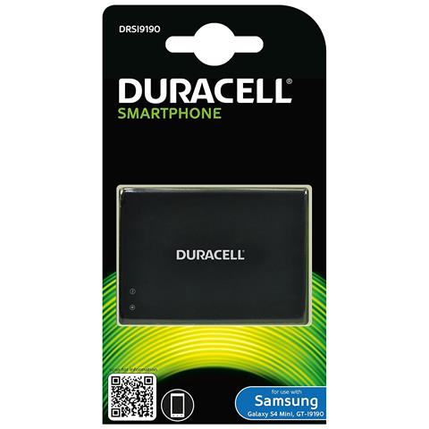DURACELL Smartphone Battery 3.85v 1900mah .