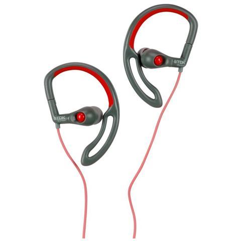 TDK Auricolari Sportivi Stereo SB30 In-Ear colore Rosso
