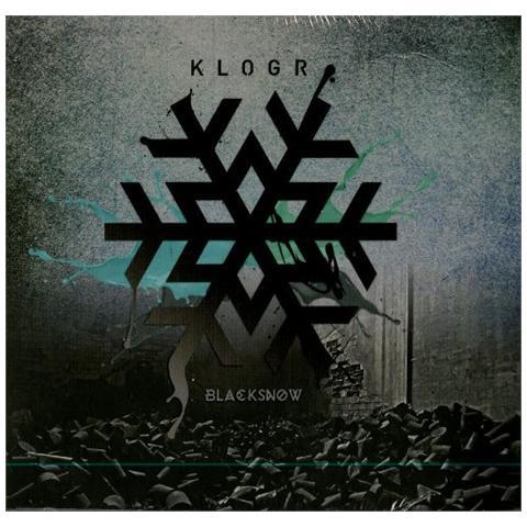 ZETA PROMOTION Klogr - Black Snow