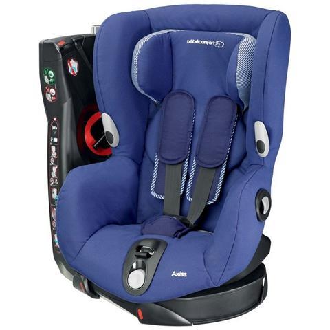 Image of Seggiolino Auto (9-18 kg) – Linea Axiss Blu