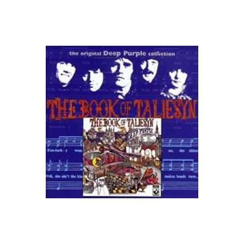 WARNER BROS Cd Deep Purple - The Book Of Taliesyn