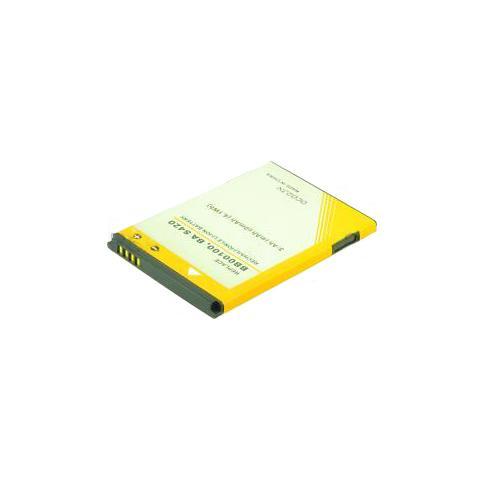 2POWER 2-Power MBI0093A, 1120 mAh, GPS / PDA / Mobile phone, Ioni di Litio, 4 cm, 6,5 cm, 5 mm