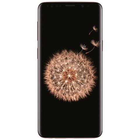 Image of Galaxy S9 Oro Display 5.8'' Quad HD Octa Core Ram 4GB Storage 64GB +Slot MicroSD Wi-Fi + 4G Fotocamera 12Mpx Android - Tim Italia