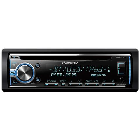 PIONEER Sintolettore CD DEH-X5800BT Potenza totale 4x50W MP3 / WMA / AAC Bluetooth USB