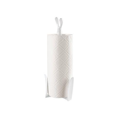 koziol Portarotoli per carta da cucina Roger colore bianco