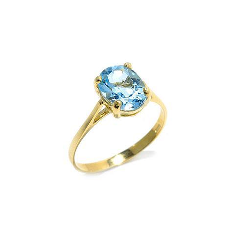 Gioie Anello Donna Oro 18 carati