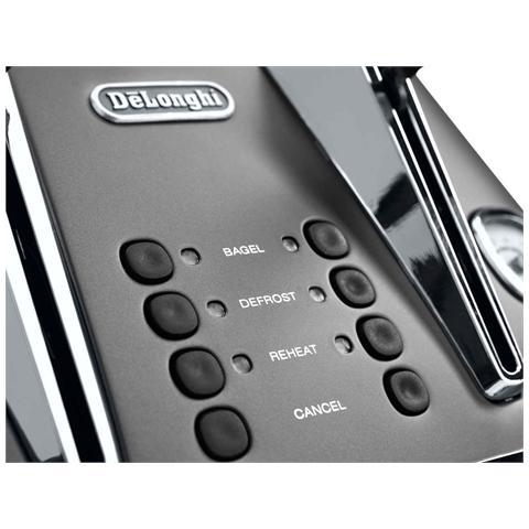 DeLonghi CTI 4003. BK, 220 - 240 V, 50 - 60 Hz