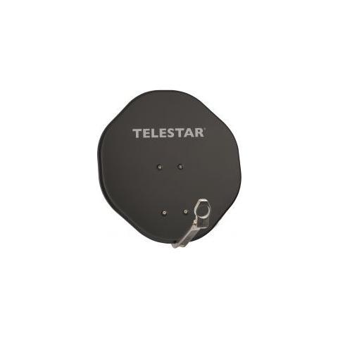 Telestar AluRapid 45, 11.3 - 11.3 GHz, 32 dBi, 45 cm, 1,4 kg, Grigio, Alluminio