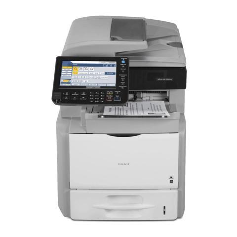 Image of AFICIO SP 5200S Stampante Multifunzione Stampa Copia Scansione Fax Laser B / N A4 45 Ppm (B / N) Usb