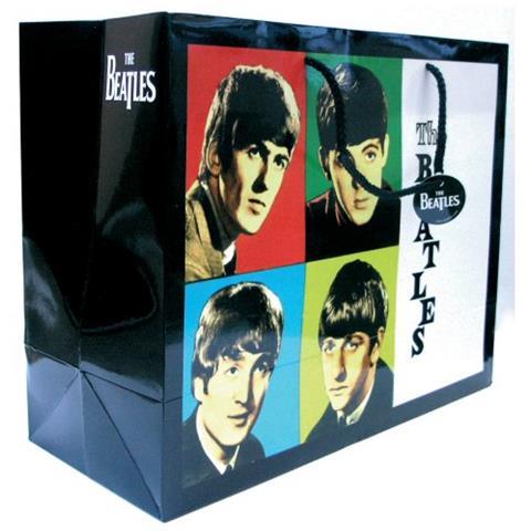ROCK OFF Beatles Gift Bag: Early Years (large) (borsa)